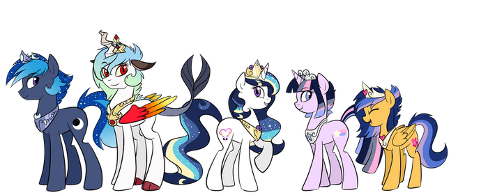 ARF Royalty by Le-Poofe