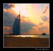 Burj Al Arab... by EmiratesSignature