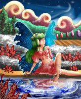 Fairy Collab with crify by Lulana
