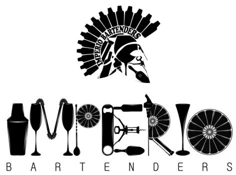 Imperio Bartenders LogoType by Wrong-Code