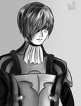 [Dragon nest] Cleric dodle by RassiNya