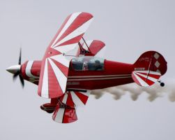 Pitts S-2 Flyby by shelbs2