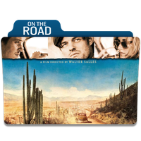 On the Road Folder Icon by efest