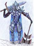 The four seasons - Winter knight by Serch2