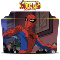 The Spectacular Spider Man Icon Folder by Mohandor