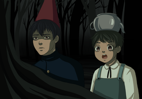 over the garden wall by AutumnalEquilux