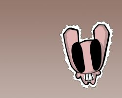 Filler Bunny Wallpaper 2 by notphotography