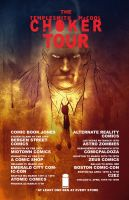 CHOKER TOUR POSTER by Templesmith