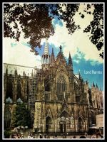 Koln Church by uae4u