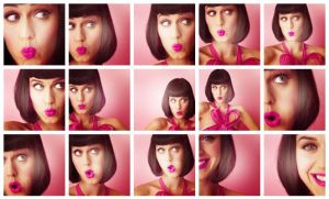 katy perry icons. by goldiediva