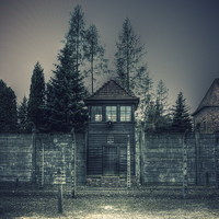 Auschwitz I by ks7