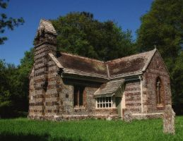 winterborne anderson church by awjay