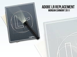 Lightroom Replacement Icon by morgcar