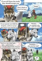 Wolf Comic --SS-page20-- by SheltieWolf