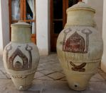 Oil Jars by fuguestock