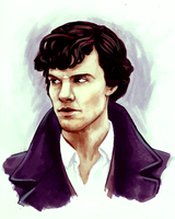 Sherlock in color by Ombre-Lumineuse