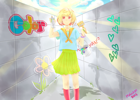 Color My Day Entry by MaloChan