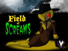 Field of Screams - Scarecrow Bodysuit by PlayboyVampire