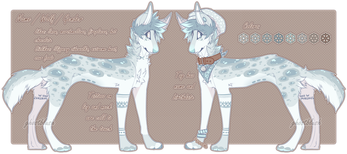 Winter Storm Auction - CLOSED by ghostblush