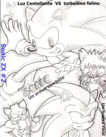 sonic ZX2 by manshadow1
