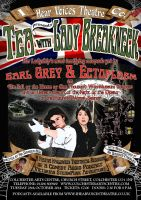 Tea With Lady Breakneck: Earl Grey and Ectoplasm by Damien-the-Ogre