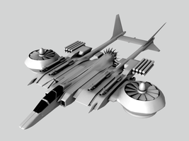Orca Bomber-Revised Layout by Stealthflanker