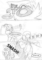 PE: Clever Robot Pun Title 11 by theshadowranger