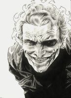 Joker by rockfrederick