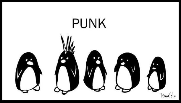 Punk. by TeamColin
