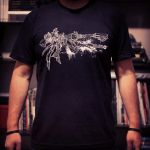 art of john giang tshirt by johngiang