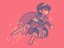 marth by genicecream