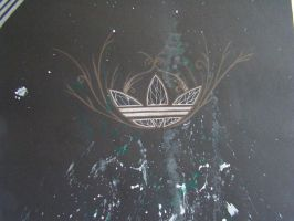Adidas Ornate Splash by Noem9