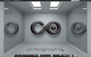 Desktop II by Coltography