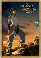 The Legend of Korra Abriged Chapter 1 - cover by yourparodies