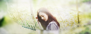 ParkSeul banner by MAROON1106