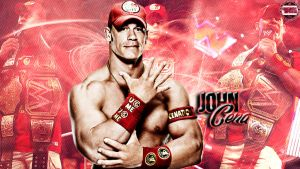 John Cena Wallpaper by AY by AyBenoit12