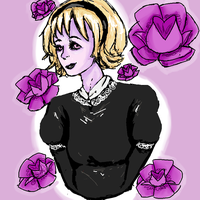 Rose Lalonde Ver. 2 by pinocchiosVices