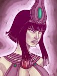 Angry Neith by BehindtheVeil
