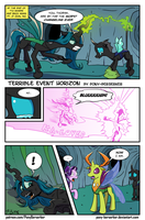 Terrible Event Horizon by Pony-Berserker