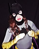 Batgirl Cosplay - Last Stand by ozbattlechick