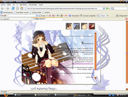 + Winter layout + by Defectivee