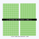 || Patterns PS || #001 || by Izza-chan