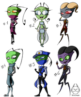 Adoptables by GPLeader