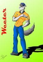 weeter Wolfsky by SirPaulTheIII