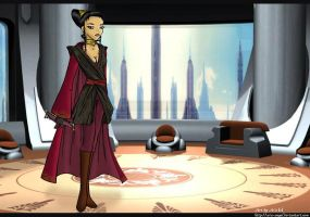 Member of a Jedi Council by ava-angel