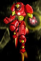 ironman by Josephuz