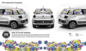 FIAT newrobotz / More Imagination 01 by newrobotz