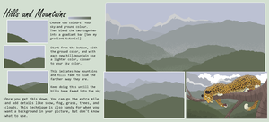 Paint Files: Mountains by S-Nova