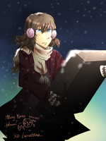 CCH: Holiday Exchange 2011 by kimitama