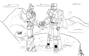 Autobot Club Mission 1 by Laserbot